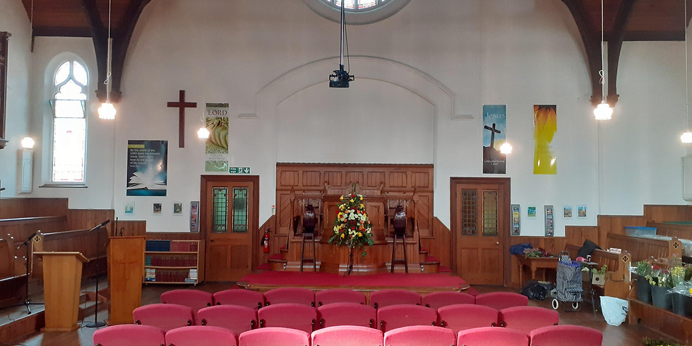 Tudor's Ordination and Induction Service