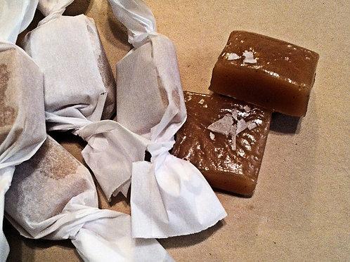 Salted Caramels - Half Pound