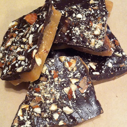 Chipotle Toffee - Half Pound