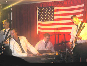 PERTH TRIBUTE BAND - JERRY LEE LEWIS