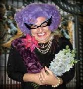Australian Comedians - Dame Edna
