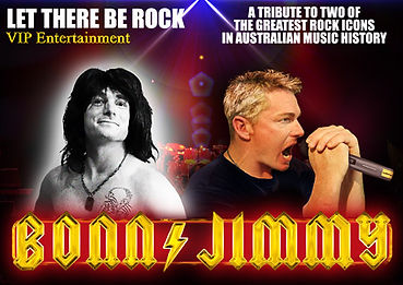 Perth Tribute to Jimmy Barnes