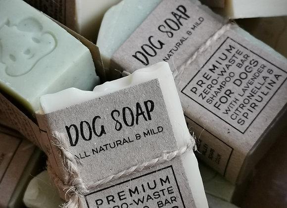 FETCH·IT x Chalke Valley Soaps Premium Shampoo Bars