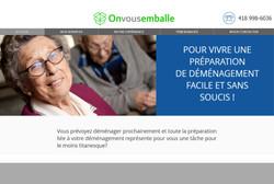 Onvousemballe - Québec