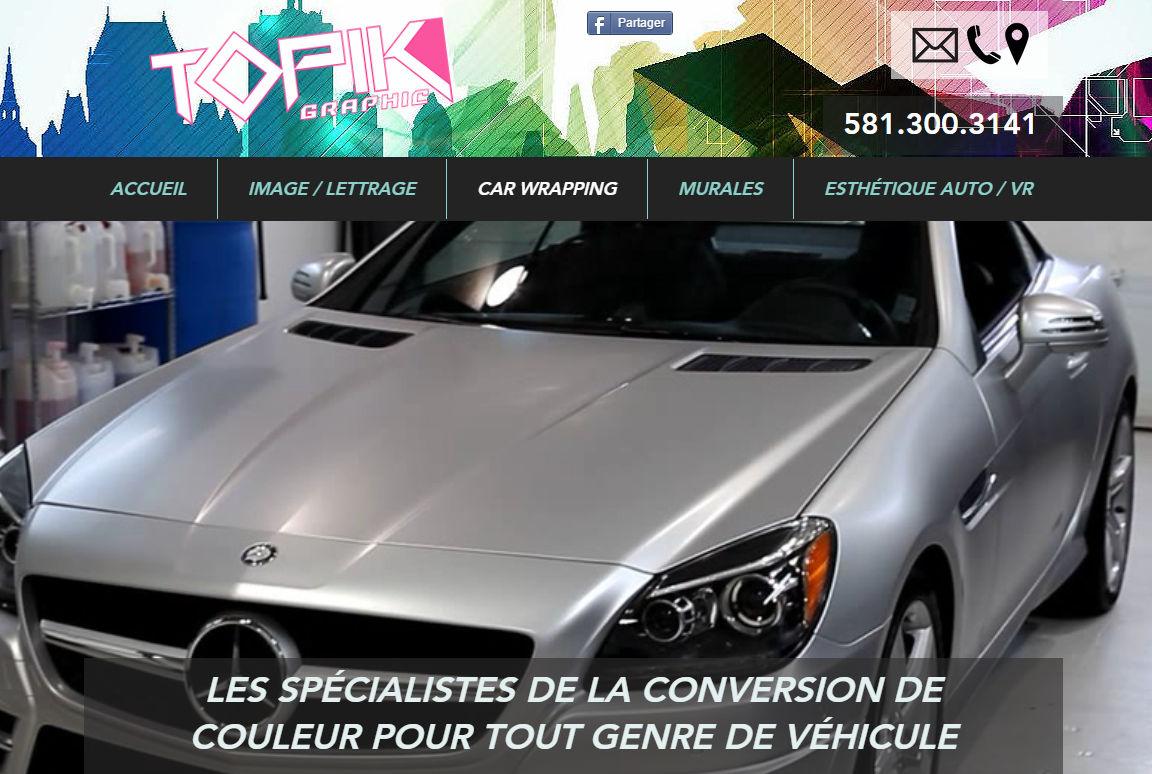 Topik Graphic - Québec