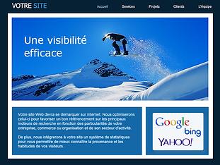 Service de création Web à Québec - référencement et optimisation de sites internet