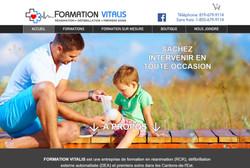 Formation Vitalis - Sherbrooke, QC