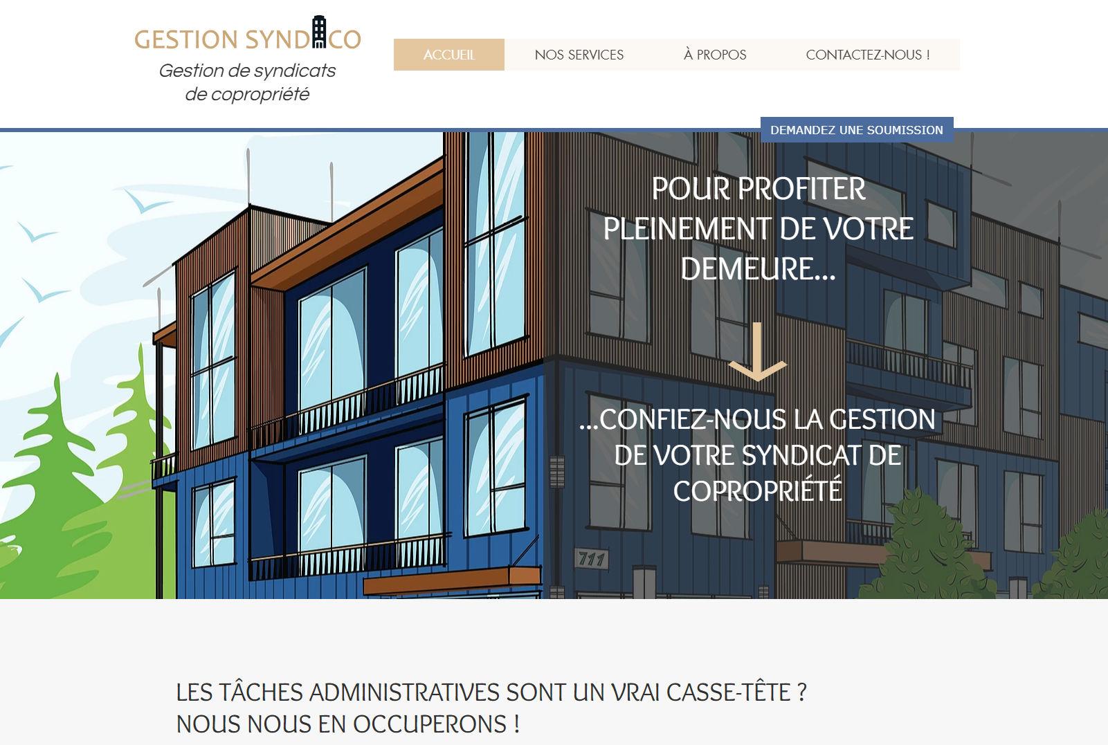Gestion Syndico - Québec