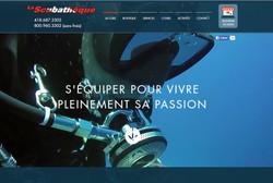 Boutique la Scubathèque - Québec