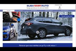 Subatech Auto - Lévis, rive-sud de Québec