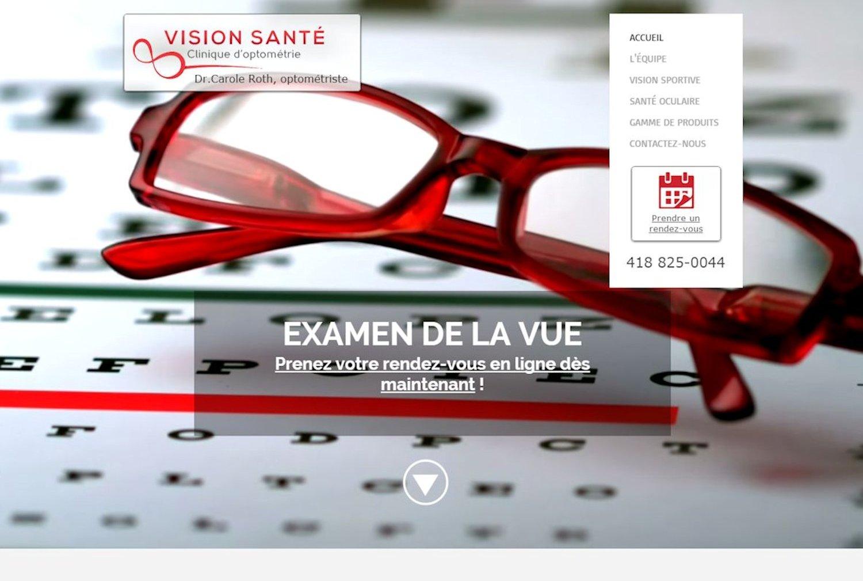 Vision Santé - Lac-Beauport