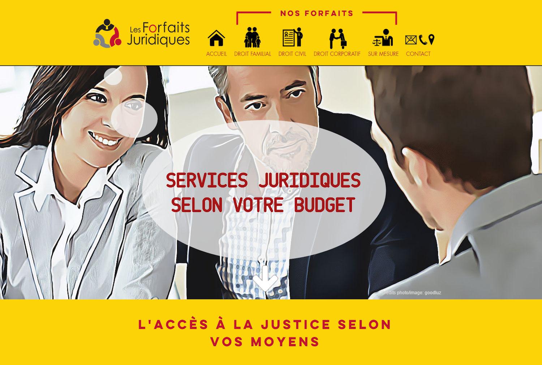 Les Forfaits Juridiques - Québec