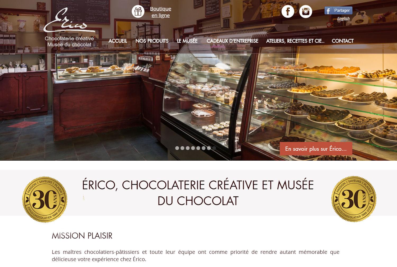Érico - Chocolaterie et musée