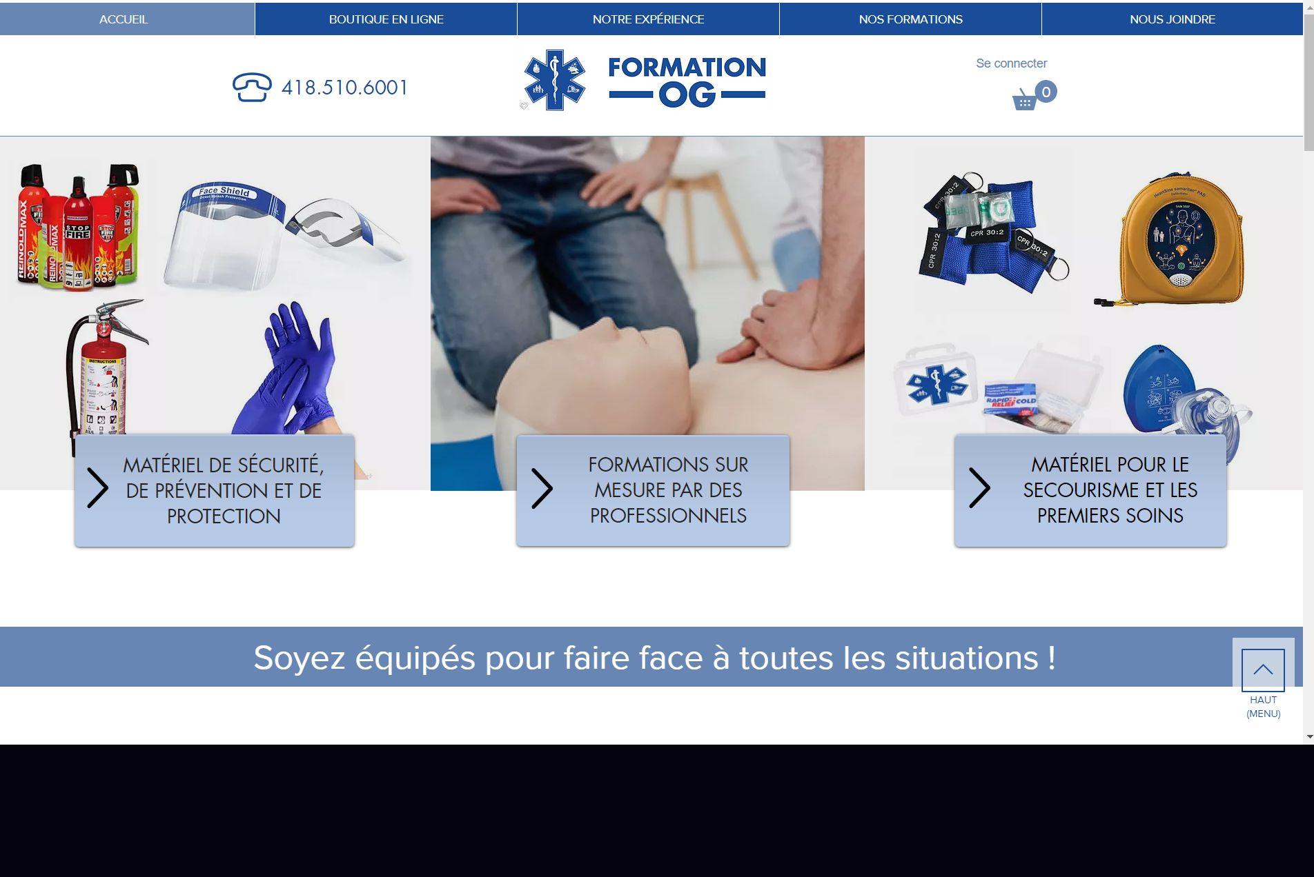 Formation OG - Portneuf