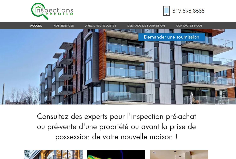 Inspections Premium - Gatineau - Qc