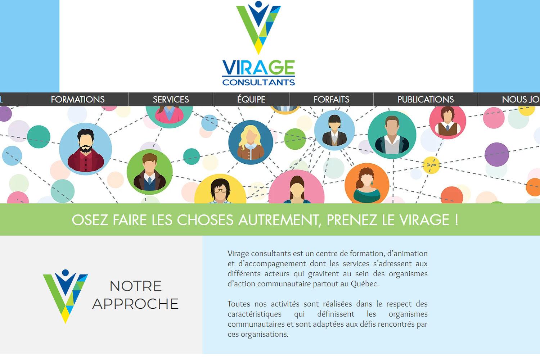 Virage Consultants - Québec