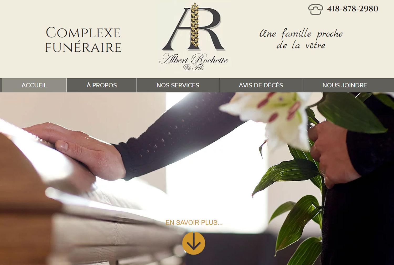 Complexe Funéraire A. Rochette