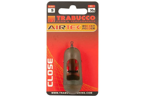 TRABUCCO AIRTEK PRO WINDOW CLOSE
