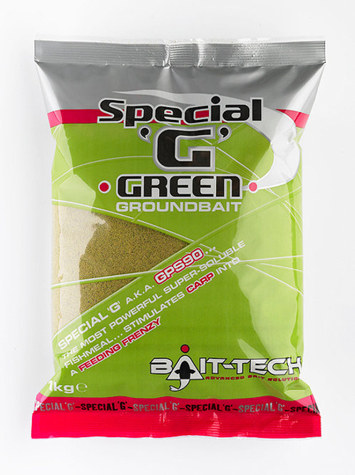 BAYT TECH SPECIAL G GREEN