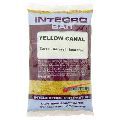 TUBERTINI INTEGRO BAIT YELLOW CANAL