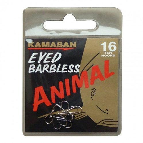 KAMASAN ANIMAL EYED BARBLES (CON OCCHIELLO E SENZA ARDIGLIONE)