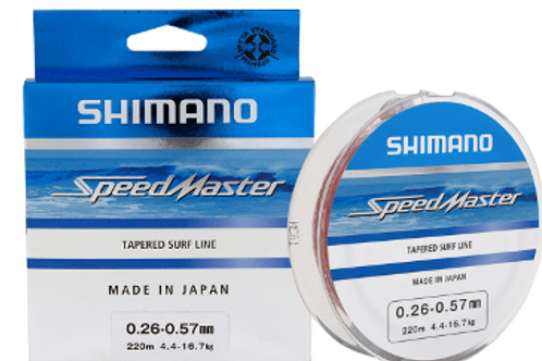 SHIMANO FILO SPEEDMASTER TAPARED SURF LINE 22OMT