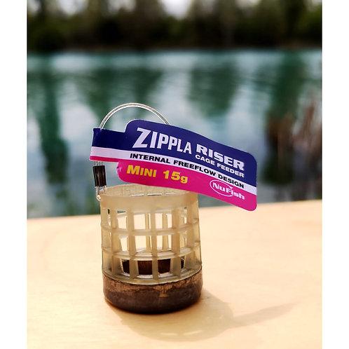 Zippla Riser cage feeder mini NUFISH