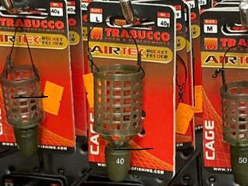 PASTURATORE TRABUCCO PRO ROKET CAGE DISTANCE