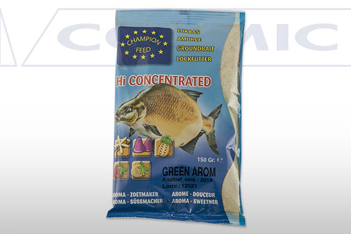 COLMIC GREEN AROME 150GR