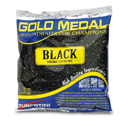 TUBERTINI GOLD MEDAL BLACK