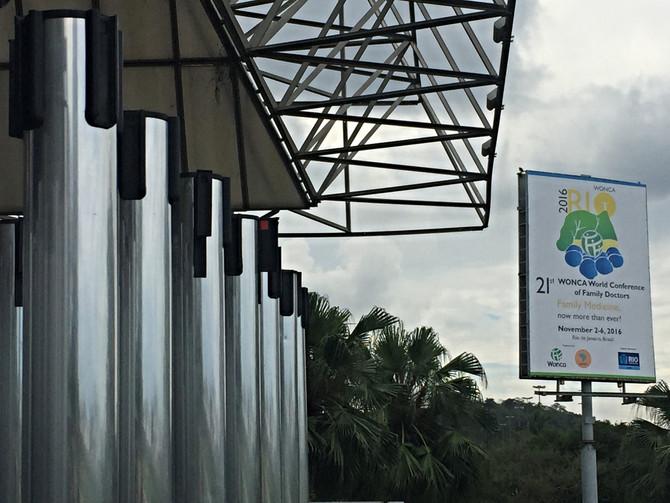 Locação de Unifilas para a WONCA Rio 2016
