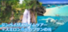 セブ島ジンベイザメツアー スミロン島