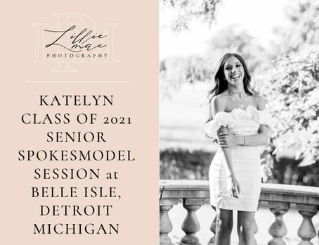 Katelyn / Senior Spokesmodel Session / Class of 2021