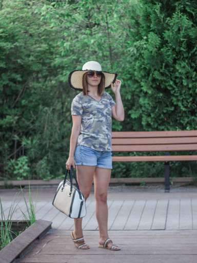 Everyday Summer Casual Look