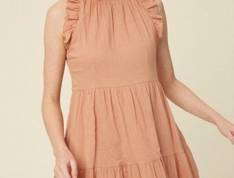 Freebird Ruffle Dress
