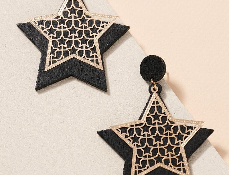 Finding Stars Earrings