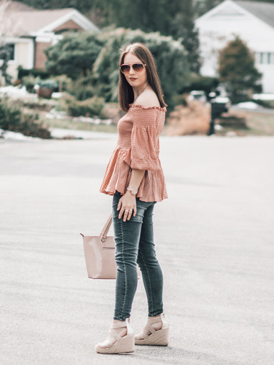 A Spring Look from Pink Lily