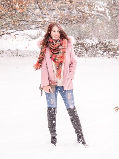 Winter Wonderland in Michigan