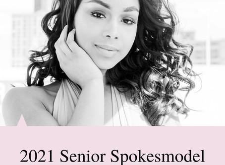 2021 Senior Spokesmodel Team/Applications now open