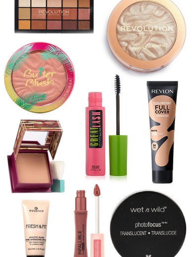My current beauty must haves