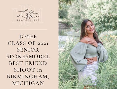Joyee / Best Friend Shoot / Senior Spokesmodel Session / Michigan Portrait Photographer