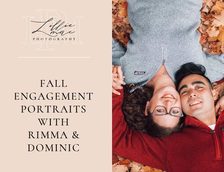 Rimma and Domenic / Engagement session / michigan portrait photographer