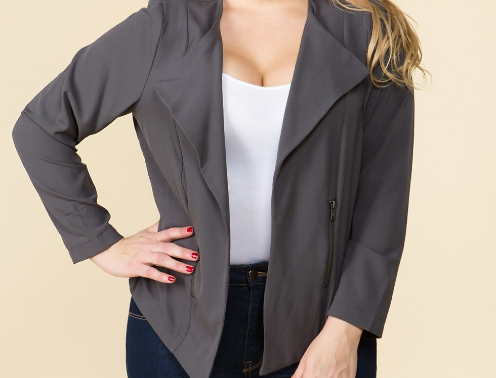 PLUS SIZE - Love in Sicily Jacket
