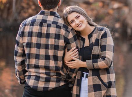 Anna & Tristan / Couples Portraits / Michigan Portrait Photography