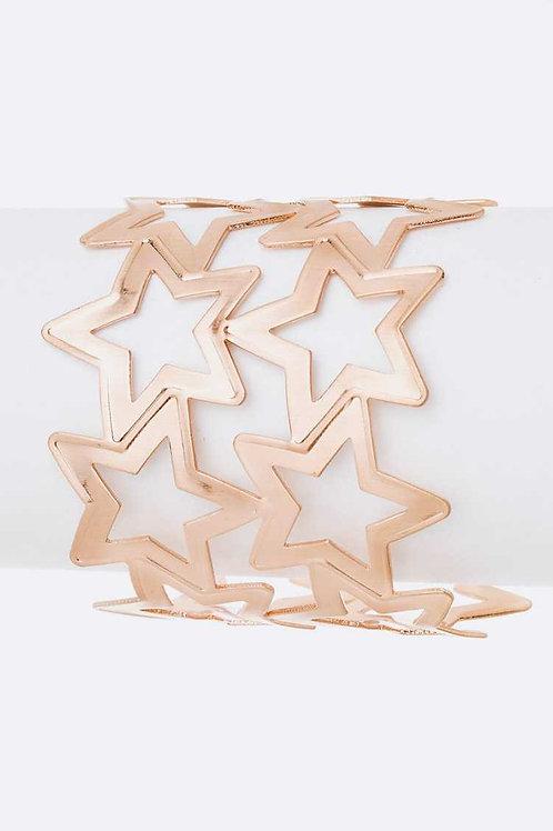 A Star Is Born Cuff Bracelet