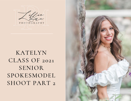 Katelyn / Part 2 / Senior Portraits / Michigan portrait photographer