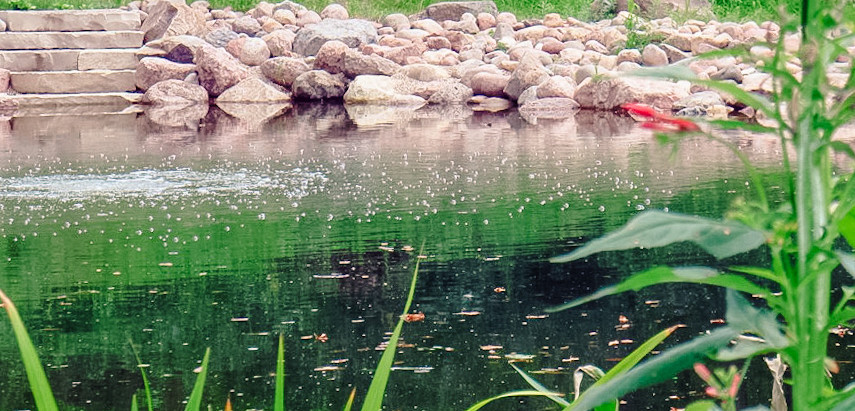 Spring Maintenance for Pond and Lake Aeration Systems