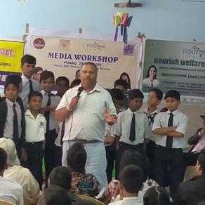 Media Workshop At BMC School Andheri