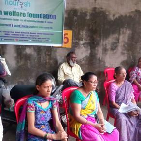 Free Medical Camp for Senior Citizens at Andheri
