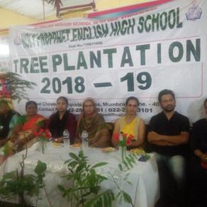 Tree Planting Event at Mumbra